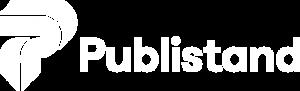 Publistand, allestimenti fieristici e stand a Bologna | Logo bianco 160