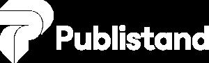 Publistand, allestimenti fieristici e stand a Bologna   Logo bianco