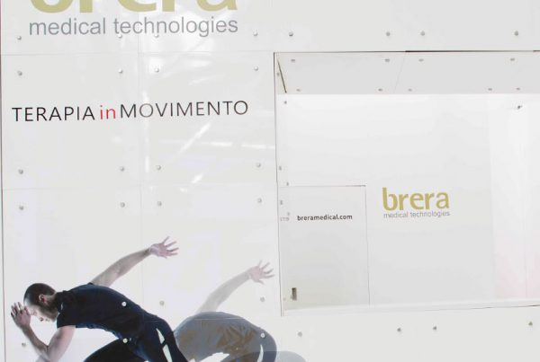 Publistand, allestimenti fieristici e stand a Bologna | Cliente Brera Medical Technologies 5