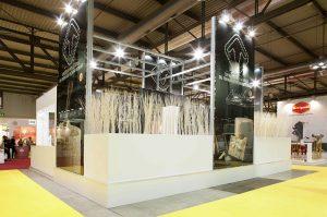 Publistand, allestimenti fieristici e stand a Bologna | Cliente Pecorino Romano