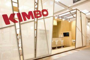Publistand, allestimenti fieristici e stand a Bologna | Cliente Kimbo