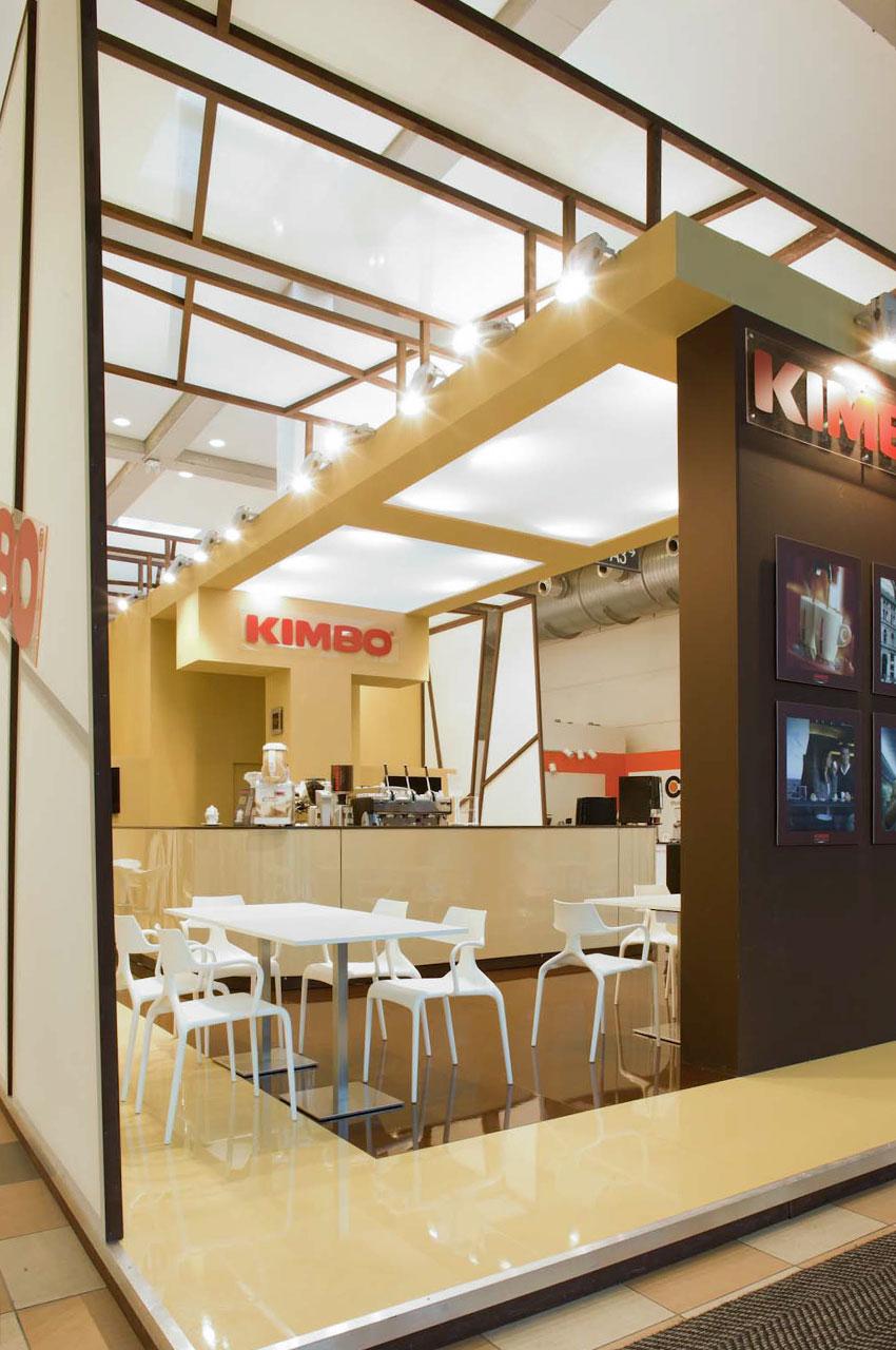 Publistand, allestimenti fieristici e stand a Bologna | Cliente Kimbo 7