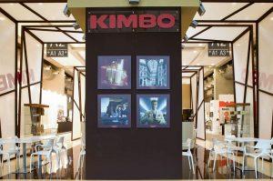 Publistand, allestimenti fieristici e stand a Bologna | Cliente Kimbo 8